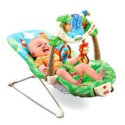 Ghế nôi Rainforest Bouncer Fisher-Price