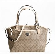 Giỏ Coach USA - DAISY SIGNATURE LARGE